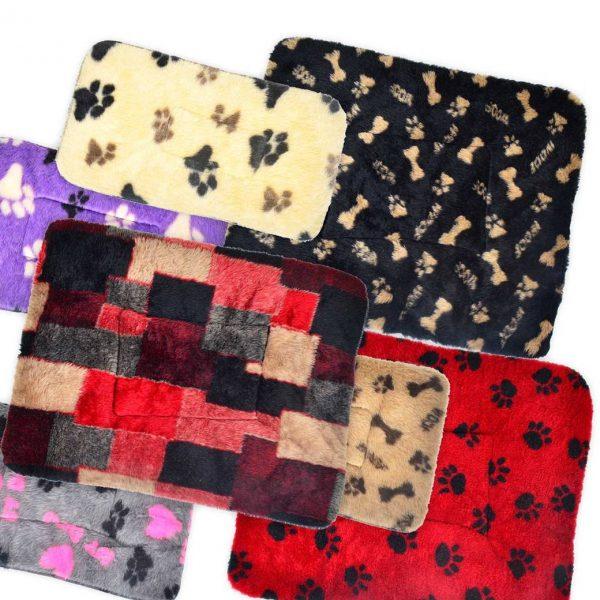 Faux Fur Mat Bundles all Wholesale UK Dog Beds
