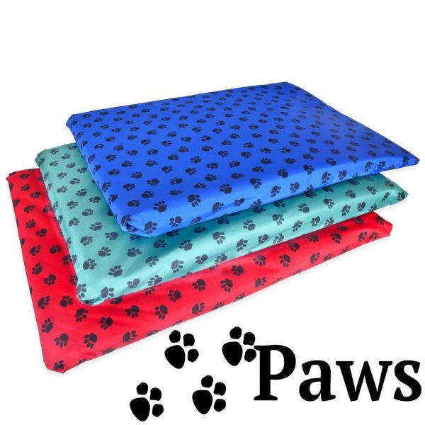 Paws Waterproof Dog Mats New Pet Beds Direct